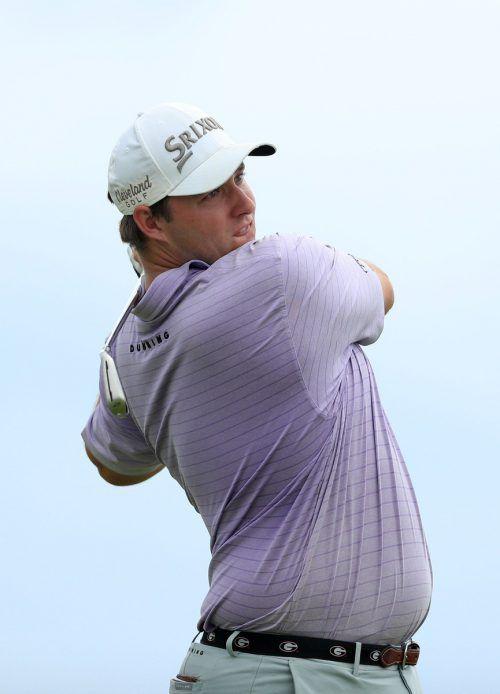 Golfprofi Sepp Straka ist nächste Woche bei den US Open dabei.gepa