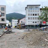 Straßenbauer im Doppeleinsatz
