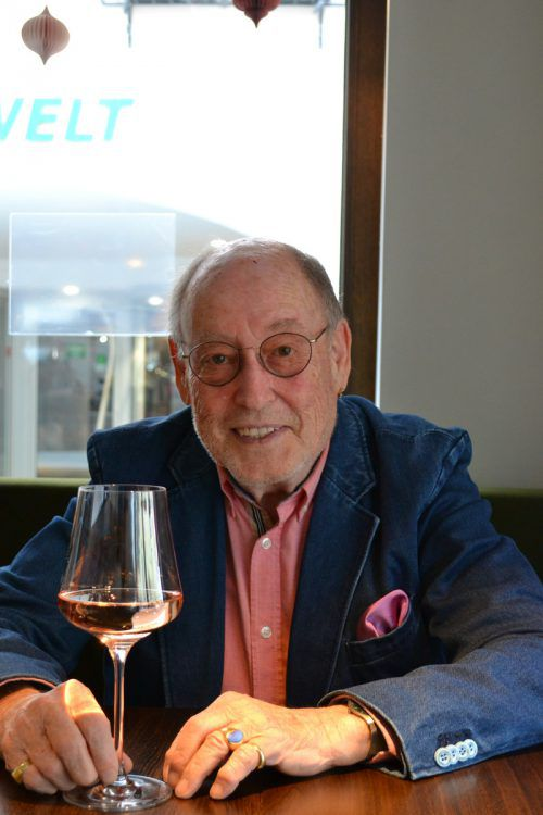 Günther J. Wolf lädt anlässlich seines 80. Geburtstages an diesem Samstag, 22. Juni, zur Benefiz-Matinee in die Remise Bludenz. BI
