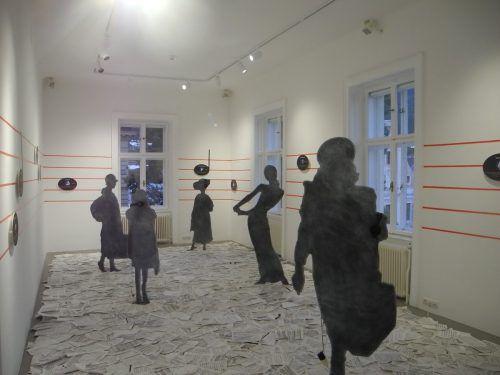 """Hände von Dirigentinnen als Objekte, gestaltete Hörstationen und tolle Filme wie """"Bully Dance"""" mit Musik von Judith Gruber-Stitzer: Das ist """"MusicaFemina"""". VN/cd"""