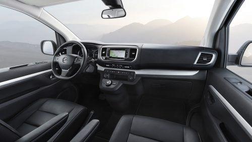 """In der Pkw-Version hat der Opel Zafira in vierter Generation jetzt den Zunamen """"Life"""": Bis zu neun Personen kann er unter sein Dach packen. Werk"""