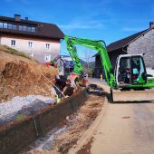 Lingenau erweitert das Gehwegenetz