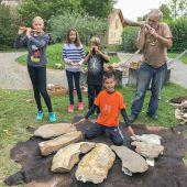 Experimentelle Archäologie, mitmachen erwünscht