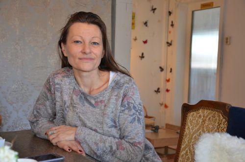 Karin Kaufmann informiert zum Thema sexualisierte Gewalt. vn/hrj