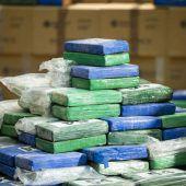 585.000 Drogentote und eine Rekordmenge an Kokain