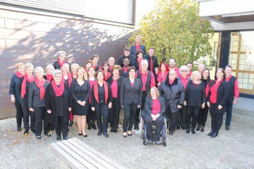 Konzert des Gesangvereins Nibelungenhort heute in der Landesbibliothek.