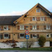 Alberschwende kauft Gasthaus für 650.000 Euro