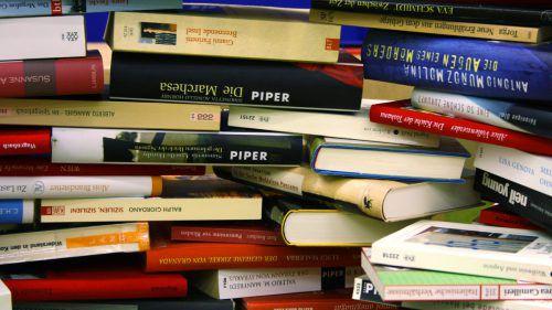 Lesebegeisterte finden am Samstag Bücher schon ab einem Euro.