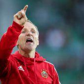 Bernhard zurück als Cotrainer in Altach
