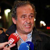 Michel Platini ist wieder frei,die Zweifel aber bleiben