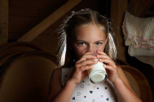 Milch in ihrer reinsten Form ist und bleibt ein wertvolles Lebensmittel.ludwig berchtold