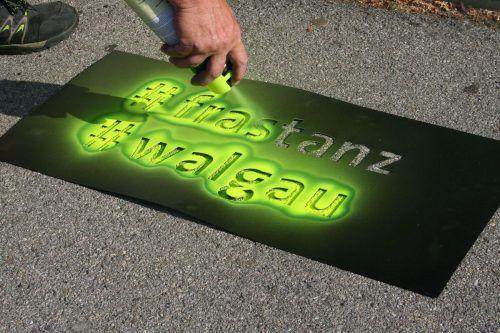 Mit Hashtags will der Walgau auch digital auf sich aufmerksam machen. gemeinde