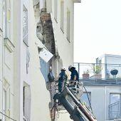 Zwei Tote nach Gasexplosion in Wien geborgen