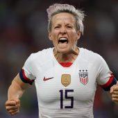 US-Fußball-Ikone Rapinoe schreibt WM-Geschichte