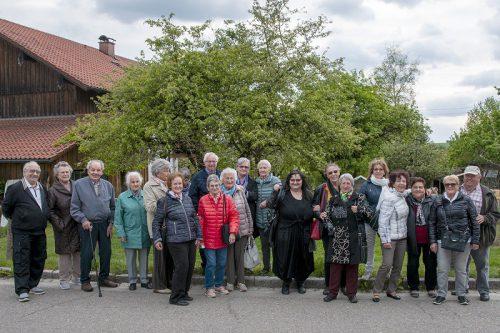 PVÖ Hohenems auf Mutter- und Vatertagsausflug.pvö hohenems