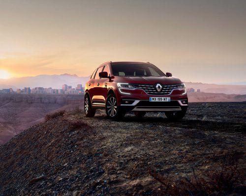 Renault renoviert im Sommer sein großes SUV Koleos. Anstelle des bisher angebotenen 2,0-Liter-Diesels mit 177 PS stehen nun ein 150 PS starker 1,8-Liter-Motor und ein 2,0-Liter-Selbstzünder mit 190 PS und Allradantrieb zur Wahl.