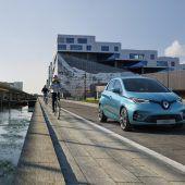 Autonews der WocheUpdate für den Renault Zoe / Autonomer Volvo-Lkw im Testbetrieb / Alpine A110 mit mehr Leistung