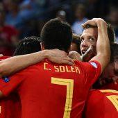 Spanier erfüllen sich den Traum
