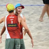 Zweite Niederlage für Beach-Volleyball-Duo