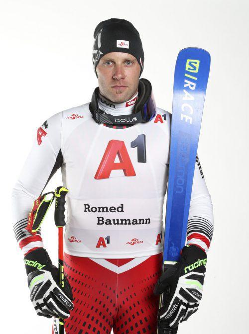 Romed Baumann wechselt zum deutschen Skiverband. gepa