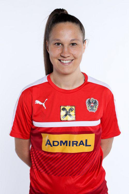 Sabrina Horvat und Co. testen vor der EURO-Qualifikation ein letztes Mal. gepa