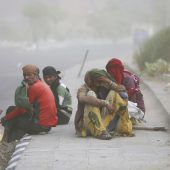 Hitzewelle in Indien: Knapp 80 Tote