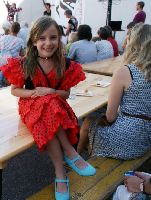 Savita aus Bludenz liebt Flamenco.pe