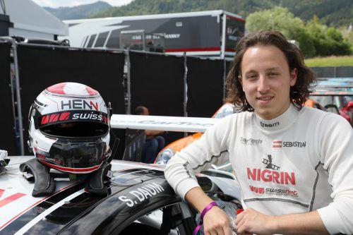 Sebastian Daum lieferte auf der dritten Station des Porsche Carrera Cups mit den Rängen zwei und fünf für die Rookie-Wertung respektable Resultate ab. Noger