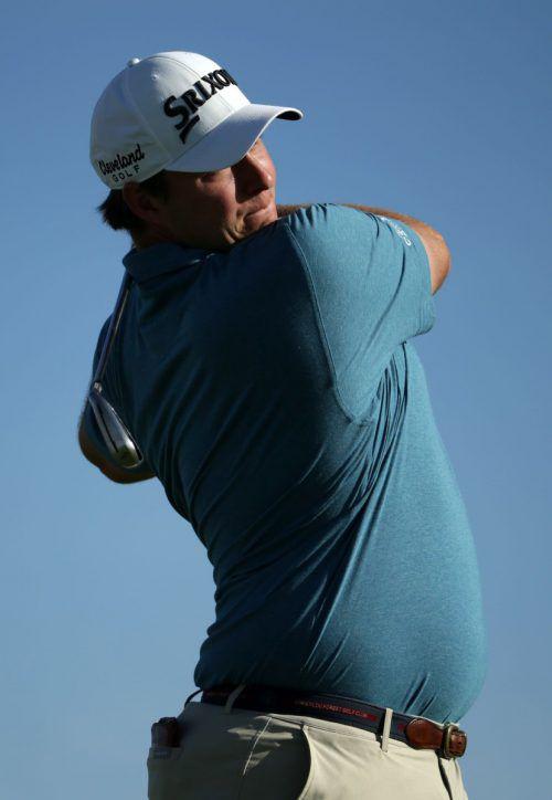 Sepp Straka spielt eine gute Generalprobe für die US Open.apa