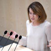 Drei Abgeordnete verabschieden sich ins EU-Parlament