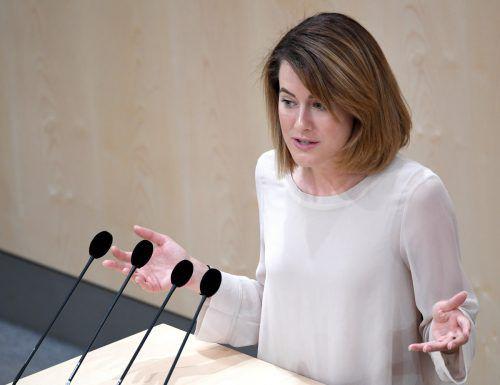 Sie wird fix dem neuen EU-Parlament angehören: Claudia Gamon (Neos). APA