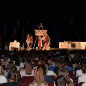 Dornbirner und Lustenauer Schüler begeistern