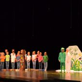 Vorhang auf für junge Schauspieltalente