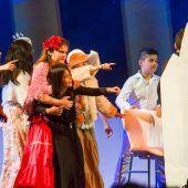 Schultheatertage in Dornbirn