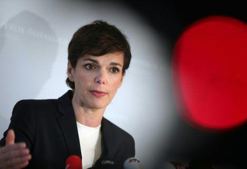 So wie es derzeit aussieht, gerät Pamela Rendi-Wagner als SPÖ-Chefin offenbar immer stärker unter Druck.  APA