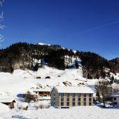 Neues Teamhotel am Diedamskopf