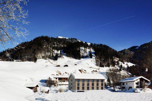 So wird das Projekt nach der Fertigstellung aussehen. Diedamskopf Alpin Tourismus GmbH