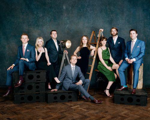 Soll motivieren: Konzert des britischen Top-Ensembles Voices8 am 28. Juni in Dornbirn. Staples