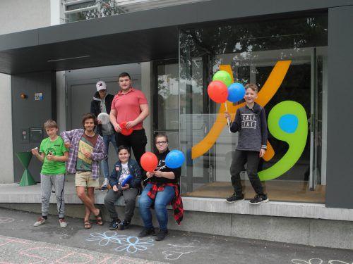 Sommer im Jugendhaus K9: Das Sommerfest bildet den krönenden Abschluss des Sommerprogramms.Jugendhaus K9