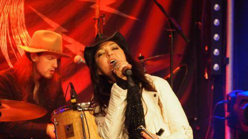 """Stacie Collins begeisterte mit ihrem """"Southern Roots Rock"""". EGle"""