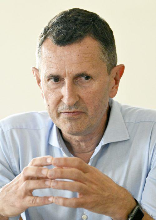 Starlinger erklärt, dass das Bundesheer zusätzlich drei Milliarden Euro brauche. APA