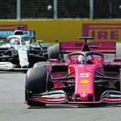 Sebastian Vettel rechnet ab
