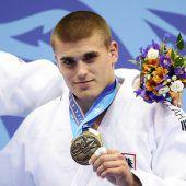 Hegyi holte wieder Judo-Bronze