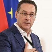 Strache lehnt EU-Mandat ab, will aber in die Politik zurück
