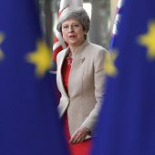 Theresa May nimmt leise Abschied