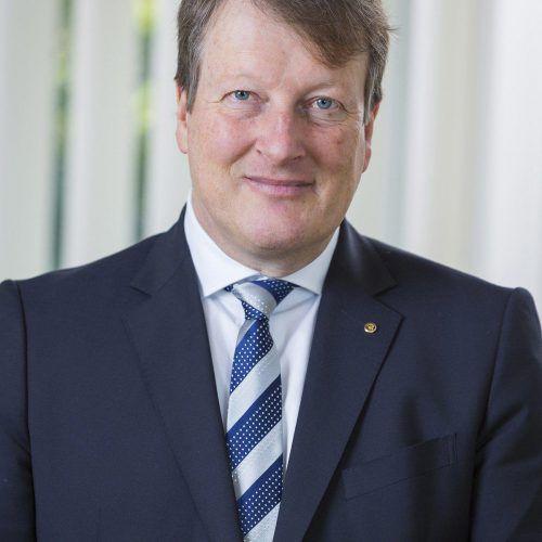 Thomas Hackspiel will Kunden im Netzwerk noch bessere Leistungen bieten.Fa