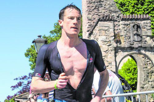 Triathlet Martin Bader spielte seine gute Form auch beim Ironman 70.3 Switzerland in Rapperswil aus.mb