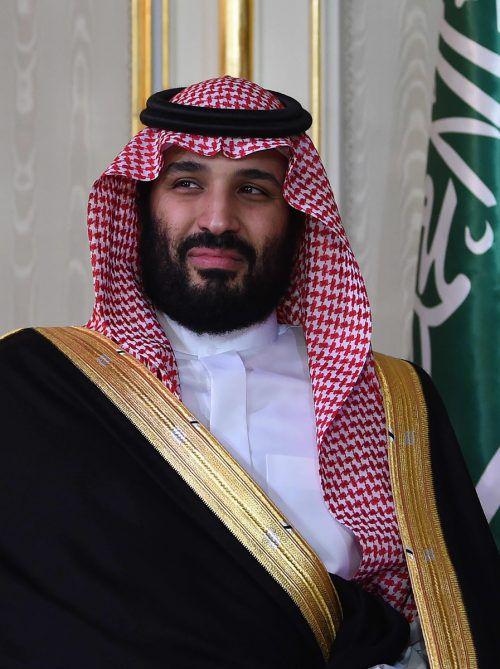 UN-Expertin fordert Ermittlungen gegen Kronprinz Mohammed bin Salman. afp
