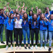 Fussball Die Gruppensieger in den Nachwuchsklassen des Vorarlberger Fußballverbandes