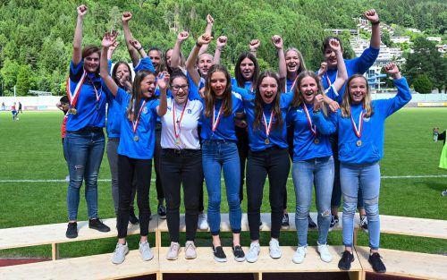 Unter 17, Mädchen: FC Lustenau